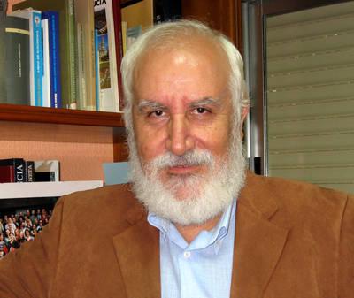 Juan Atenza, premio Jiménez de Gregorio