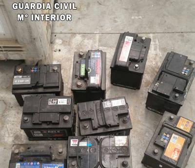 Dos detenidos tras 16 delitos en Casarrubios
