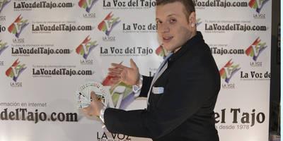 El Mago Pinilla, un talaverano que asombrará en Got Talent