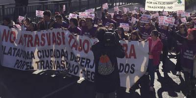 'No al trasvase Tajo-Segura'