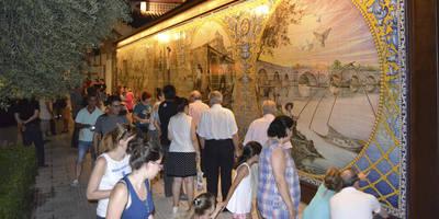 Dos nuevos murales sobre Mondas y el Mercado de Ganados