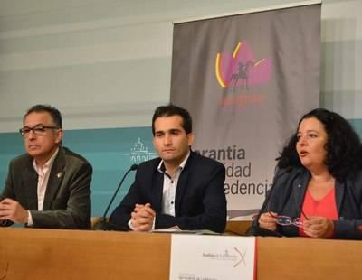Respaldo de la Diputación al azafrán de La Mancha