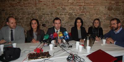 El PSOE reta a Ramos a eliminar las liberaciones de todos los concejales