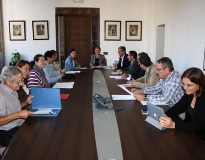Constituida la Comisión Gestora del Pacto del Tajo