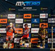 """Jaime Ramos confía en """"poder seguir librando el pulso"""" para que Talavera albergue el Mundial de Motocross en 2016"""