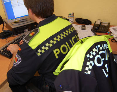 Operativo de Navidad 2015 de la Policía Local