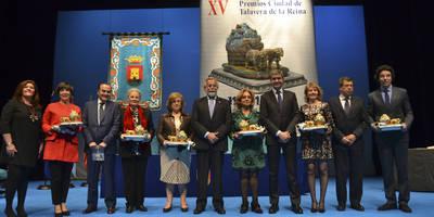 """Personas que """"simbolizan lo mejor de Talavera"""""""