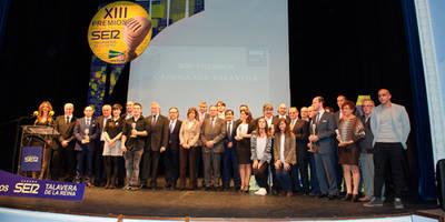 SER Talavera entrega sus tradicionales premios en la XIII gala anual