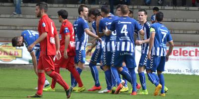 El Talavera visita Sarriena con el objetivo de lograr los tres puntos