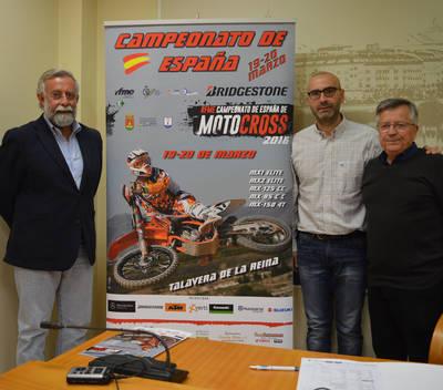 Todo listo para el Nacional de Motocross