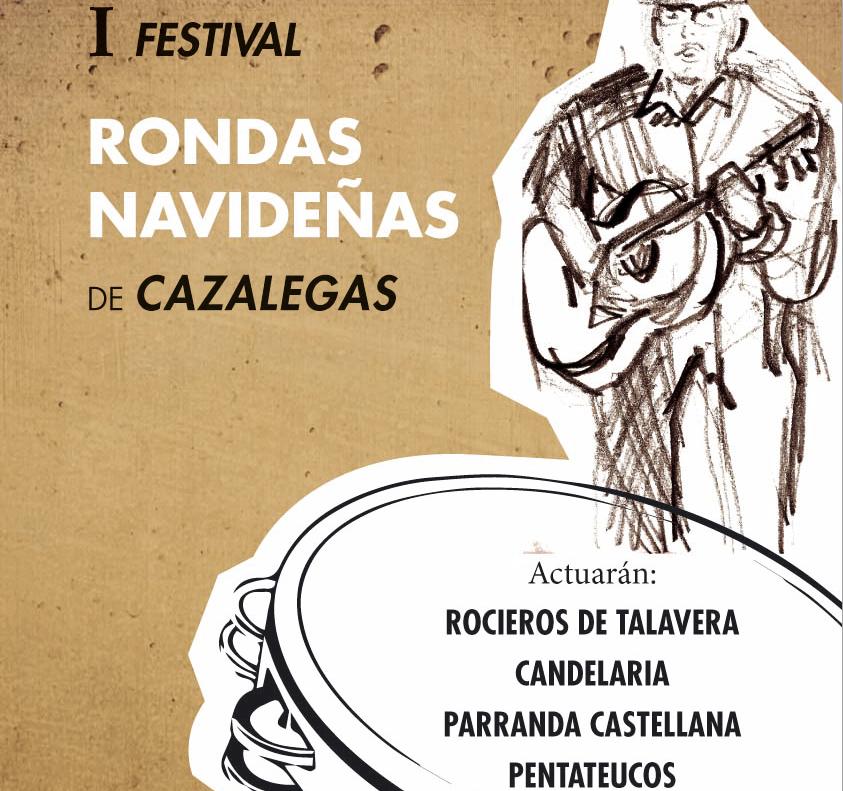 I Festival de Rondas Navideñas de Cazalegas