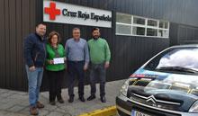 Centro del Automóvil Pedro Madroño realiza su segunda aportación solidaria a Cruz Roja Talavera