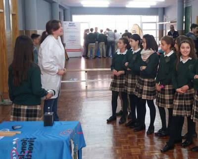Semana científica en el Colegio 'Ruiz de Luna'