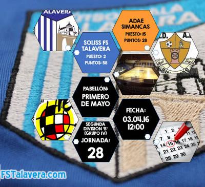 FS Talavera regresa a la competición liguera