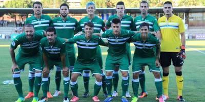 Partido sin brillo y victoria del Leganés de Primera en el Prado (0-1)