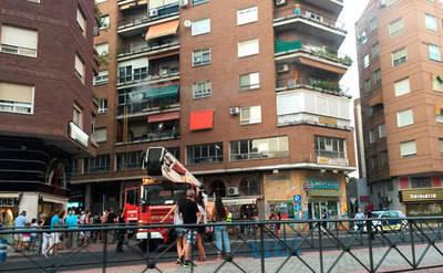 Los bomberos solventan otro incendio