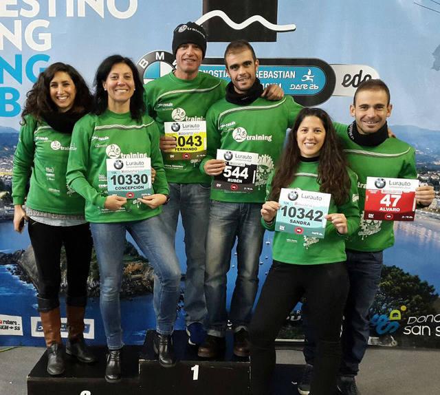 Gran fin de semana del Talavera Training