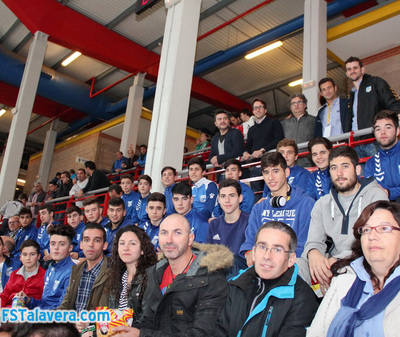 FS Talavera disfrutó de la UEFA Futsal Cup