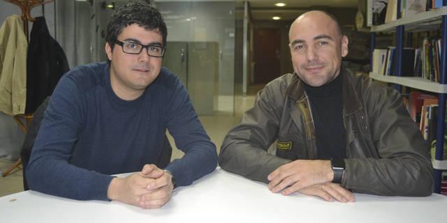Sergio Calatayud y Jaime Díaz, más talaveranos por el mundo
