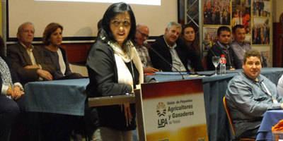 Elisa Fernández, reelegida como secretaria general de UPA-Toledo
