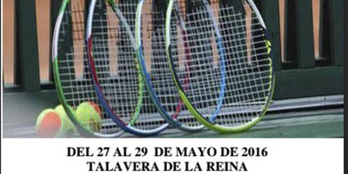 Comienza la VII Semana del Tenis Ciudad de la Cer�mica
