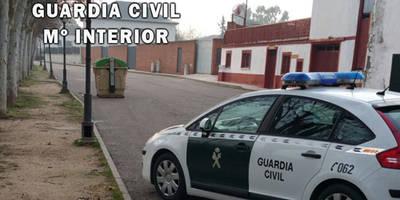 La Guardia Civil detiene a tres personas y esclarece nueve delitos de los cuales siete fueron cometidos en viviendas
