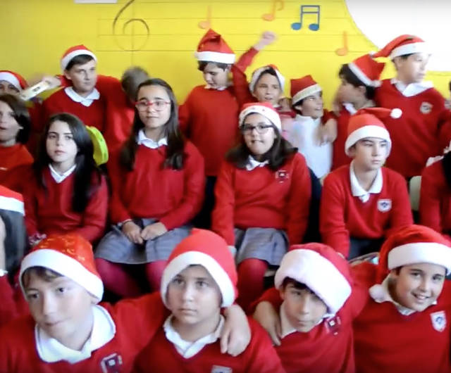 El Fernando de Rojas felicita la Navidad en vídeo