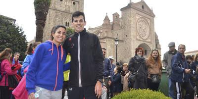 Andrés Vega y Rocío Fernández, ganan en la XXII Vuelta al Casco