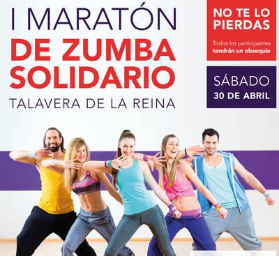 I Maratón de Zumba Solidario de Talavera