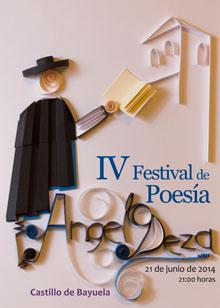 Castillo de Bayuela entregará los Premios de Poesía Ángel Deza el 21 de junio