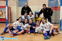 El FS Talavera Femenino conquista el I Torneo Benéfico de Navidad