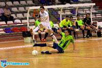 Al Soliss FS Talavera le toca madrugón para medirse ante el CFS Orihuela