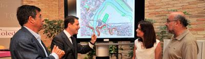El nuevo ferial de Toledo será un gran parque arbolado de 27.000 m2 más céntrico y próximo a todos los barrios