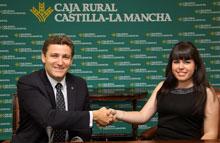 Caja Rural Castilla-La Mancha llega a Las Navas del Marqués