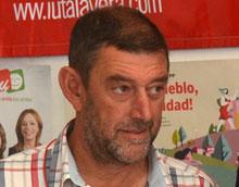 Alejandro Ávila ya es candidato de IU a la Junta