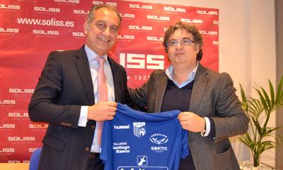 Soliss-FS Talavera, nuevo nombre del club tras el acuerdo entre la aseguradora y la entidad blanquiazul