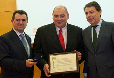 Tajo Media recibe el Diploma de Honor en los Premios AEEPP 2014