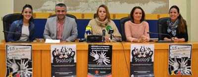 'G9Danza' trae a Talavera el espectáculo '9solo9' a beneficio de ASEM (vídeo)