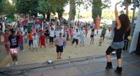 Integración con el mejor ritmo en el 'ATANDI Verano Music'