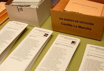 Talavera cuenta con 18 colegios electorales y un total de 110 mesas para que sus vecinos elijan a sus representantes para la Alcald�a y la Junta