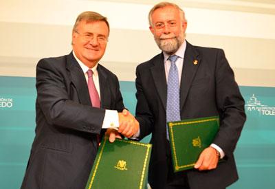 La Diputación colabora con más de 500.000 euros en la rehabilitación del patrimonio de Talavera