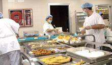 El Hospital General 'Nuestra Señora del Prado' de Talavera ofreció más de 285.000 comidas en 2014
