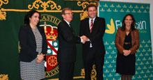 La UCLM y la Fundación Caja Rural CLM renuevan su compromiso en favor del desarrollo regional