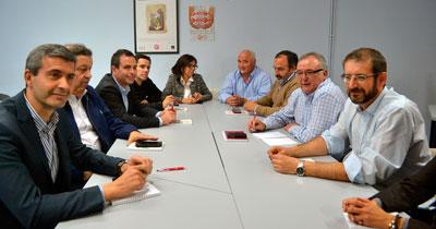 PSOE y UGT se reúnen para abordar la situación de empleo en Talavera