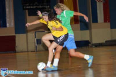 El FS Talavera Femenino sucumbe por 0-2 ante Menasalbas