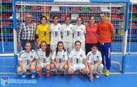 El FS Talavera Femenino se estrena con victoria en Azuqueca de Henares