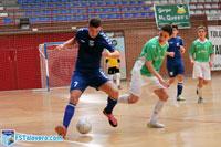 El FS Talavera Juvenil vuelve a hacerse con los tres puntos actuando como visitante