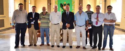 El Consorcio Provincial de Bomberos firma convenios con 18 Ayuntamientos para vehículos contraincendios
