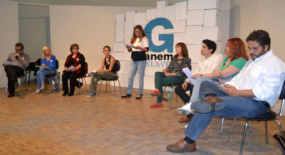 Multitudinaria primera asamblea del movimiento Ganemos Talavera