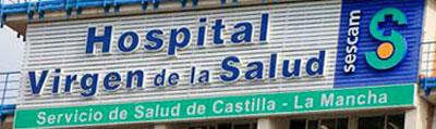 El Hospital de Toledo recibe el 'Oscar' de la gestión sanitaria en España